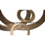 Piatto d'acciaio/piatto di frizione/disco di attrito/rivestimento di frenaggio frizione/del disco
