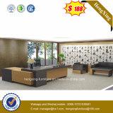 Roble Oficina de Diseño de color clásico escritorio Mobiliario de oficina de madera (HX-NT3108)