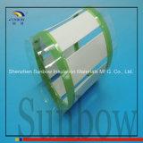 2:1 normale del manicotto dell'indicatore dello Shrink di calore del grado