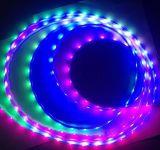 꿈 색깔 LED 빛 지구