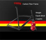 """26 de """" bicicleta da montanha do frame do carbono 30 velocidades"""