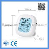 Touchscreen de Digitale Thermometer 0-250c van de Sonde van het Vlees van het Voedsel voor het Koken van BBQ van de Keuken de Vloeistof van de Oven