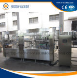 병에 의하여 공기에 쐬이는 음료 충전물 기계