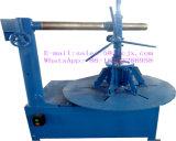 Presionar la máquina del bucle para el neumático que recicla las máquinas