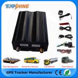 Traqueur de rail libre de l'IDENTIFICATION RF GPS de détecteurs d'essence de plate-forme avec le lecteur de smartphone