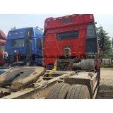 FAWのトラックTracorの使用されたFAWのトラックのトラクター