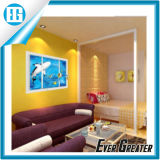 Atacado 3D Waterproof Decal Vinyl Material Wall Sticker