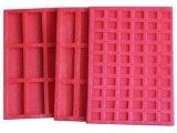 Cassetto antistatico della gomma piuma del PE di Cyg in imballaggio protettivo/cassetto antistatico della gomma piuma per il giro d'affari