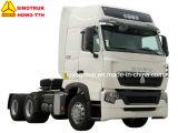 Diesel Sinotruk HOWO-T7h 6X4 Tracteur avec 440HP
