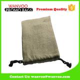 Constructeur de vente chaud de la Chine de sac de tissu de coton de toile de cordon