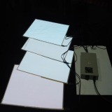High Brightness EL Sheet 5 * 5cm EL Backlight