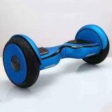 Vespa eléctrica de equilibrio de la rueda de la vespa dos del uno mismo de Hoverboard
