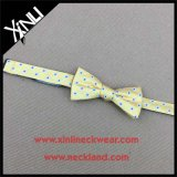 Perfect Knot Wholesale Silk Woven Bowtie para homens