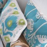 Подушка акцента хлопка низкой цены Linen для украшать кровати