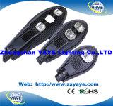 Lámpara del camino de la calle Light/LED de la MAZORCA 50With100With150W LED del precio competitivo de Yaye 18 con 3 años de garantía y Ce/RoHS