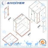 Прогулка Shinyer в комнате замораживателя для хранения еды