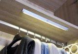 センサーLEDの食器棚ライトか内部のワードローブライト