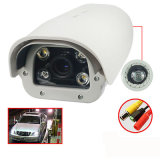 駐車場のための700tvl CCTV Lprのズームレンズのカメラ