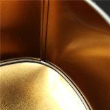 Rectángulo de la hojalata del metal para el envase del chocolate de las galletas (T001-V19)
