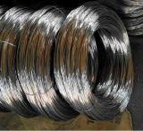 Fil d'acier à haut carbone galvanisé