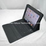 Het Draadloze Toetsenbord van Bluetooth voor het Geval van het Leer van de Lucht van Samsung iPad (BK2213)