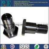 Peças de trituração do CNC do aço inoxidável da elevada precisão do OEM