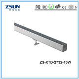 10W 20W LED 편평한 관, LED 고정편 빛, LED 선형 빛