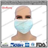 Máscara protetora não tecida descartável médica com laço sobre ou Earloop