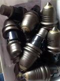 Сплав высокого качества запирает новые буровые наконечники упаковки пластичной коробки типа