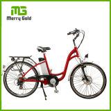 """26 """" عجلة منافس من الوزن الخفيف صغيرة درّاجة كهربائيّة مع [ف/ر] [ديسك برك]"""