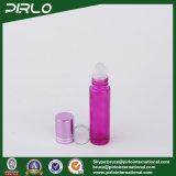 крен розового цвета 10ml стеклянный на бутылке дух