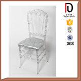 アルミニウム結婚式によってChiavariの使用される卸し売り水晶椅子