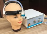 Lâmpada principal cirúrgica médica da fibra óptica para o cirurgião