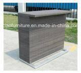 Insieme di vendita caldo della barra della mobilia del rattan per uso del giardino