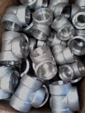 ANSI-Kohlenstoffstahl-Befestigungen schmiedeten Kontaktbuchse-Schweißens-T-Stück