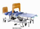 Кровать физиотерапии используемая для тренировки пациента стоящей