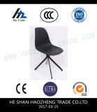 Pies plásticos del hardware de la tarjeta del asiento Hzpc142 - negro