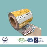 Película farmacéutica de Compositel para las píldoras/las cápsulas/las tablillas/los gránulos de empaquetado