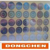 Sticker Van uitstekende kwaliteit van het Hologram van de Veiligheid van de Fabriek van Dongguan de Waterdichte 3D