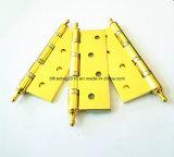"""5 """"金カラー工場提供を用いる王冠のタイプ鋼鉄ヒンジ"""