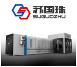 Sgz-8b automatische Roterende Blazende Machine voor de Flessen van CDD