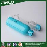 bottiglia di profumo di plastica 100ml con lo spruzzatore fine della foschia per la plastica liquida della bottiglia dello spruzzo dell'imballaggio cosmetico