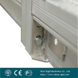 Plate-forme de travail s'arrêtante d'étrier à vis en aluminium de l'extrémité Zlp630