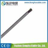 Cabos de controle externos isolados PVC quentes da venda