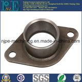 Peças feitas sob encomenda da carcaça do motor do metal da precisão