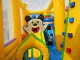 Parc d'attractions gonflable de ville d'amusement à vendre