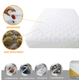 Польностью упакованный водоустойчивый протектор тюфяка черепашки Анти--Кровати