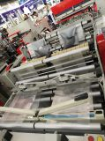 Qualitäts-heißer Ausschnitt-Plastiktasche, die Maschine herstellt