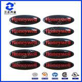 Polyuréthane non de jaunissement couvrant d'un dôme les étiquettes adhésives de collants de logo de résine (SZXY301)
