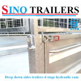 3.5ton Hydraulic Tipping Trailer